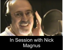 In Session with Nick Magnus